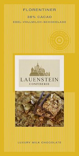 Lauenstein Florentiner Schokolade Vollmilch 80g