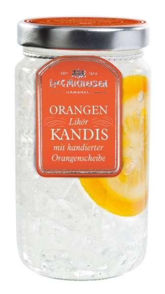 Orangenlikör Kandis mit Alkohol 250g