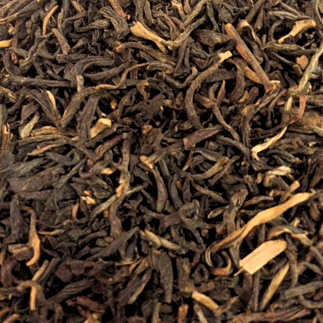 Golden Yunnan FOP Black China
