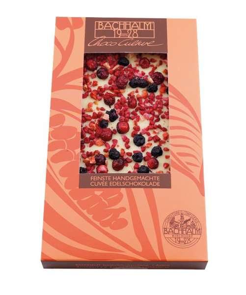 Bachhalm Joghurt Waldfrucht weiße Schokolade 80g