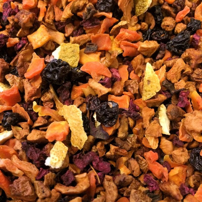 Bio Maracuja Orange Früchtemischung