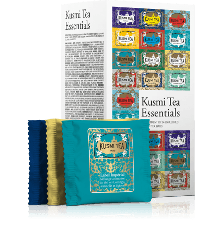 Kusmi Tea Les Essentiels - Die Kusmi Welt in Teebeuteln 52,8g
