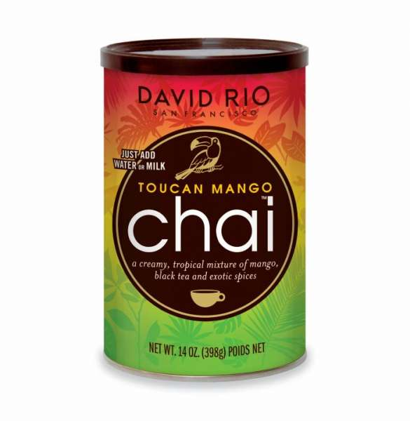 David Rio Chai Tee Toucan Mango 398g