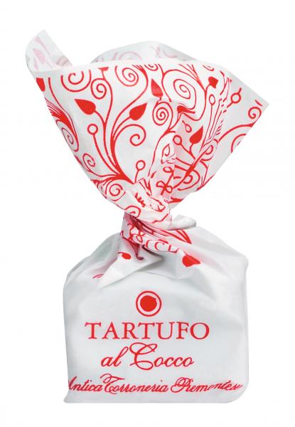 Tartufo dolci al cocco - Weiße Schokolade 14g