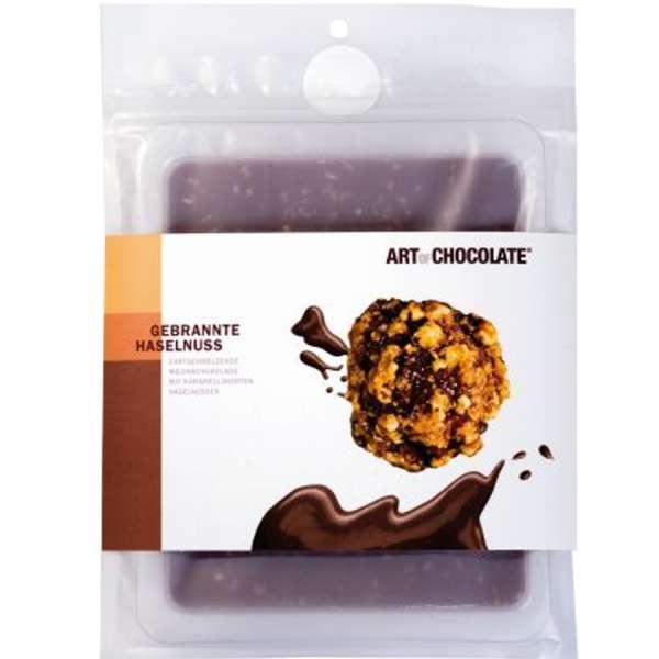 Art of Chocolate Gebrannte Haselnuss Vollmilch Schokolade 120g