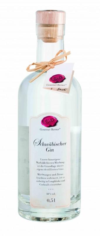 Berner`s Schwäbischer Gin
