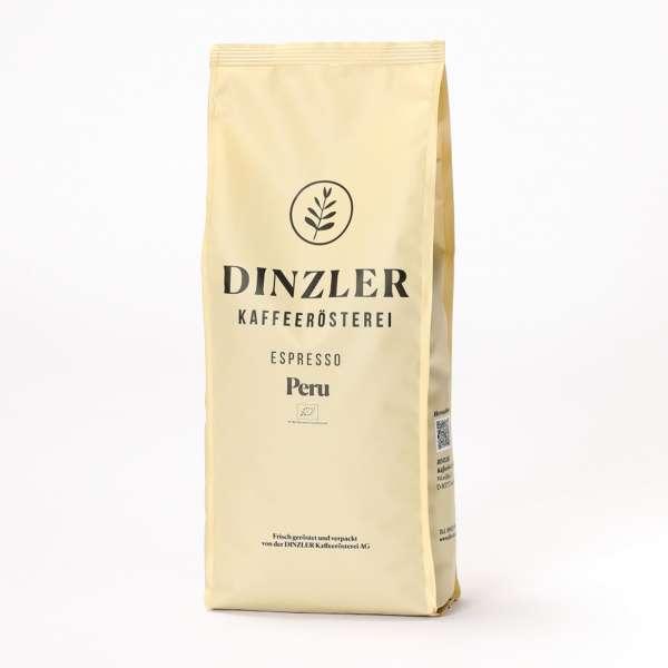 Dinzler BIO-Espresso Peru Organico