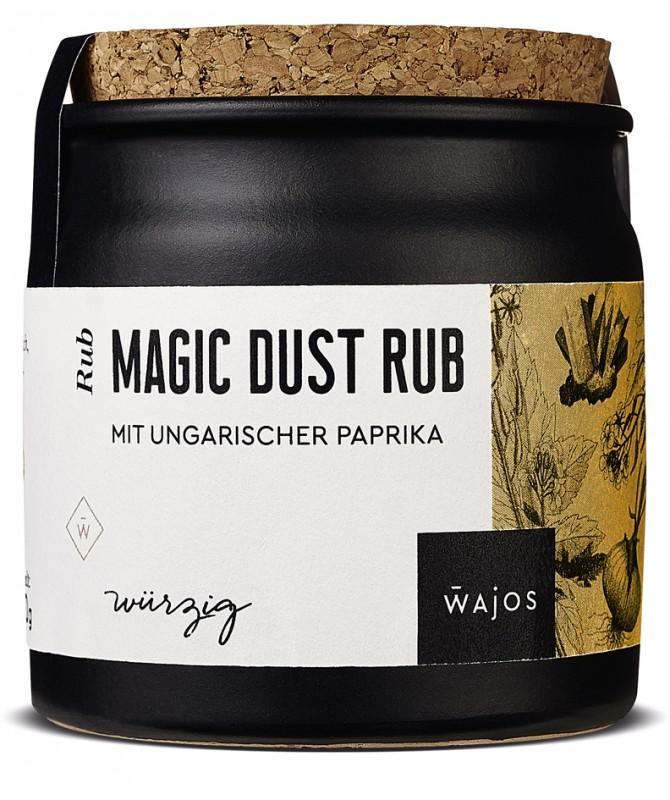 Wajos Magic Dust Rub 70g