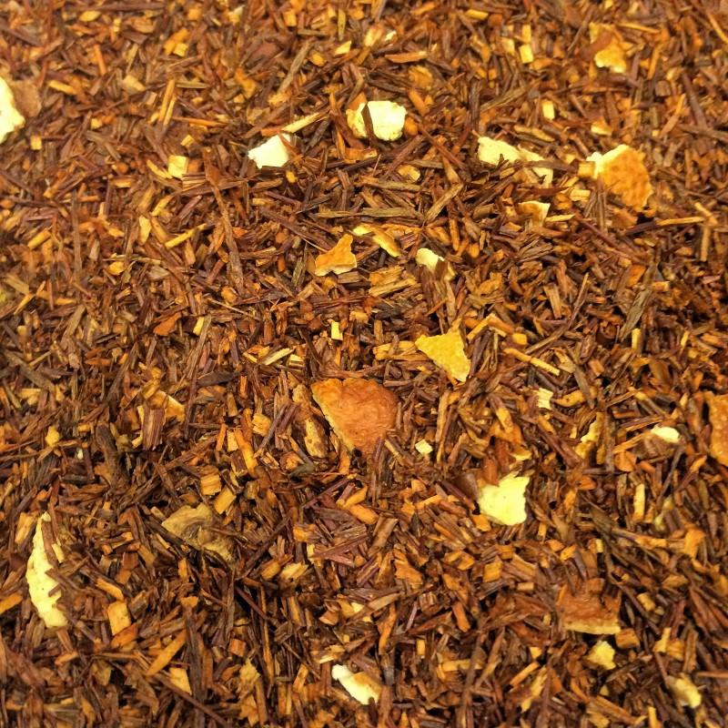 Orange Rotbusch