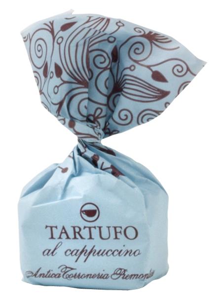 Tartufo dolci al cappuccino - weiße Schokolade 14g