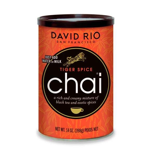 David Rio Chai Tee Tiger Spice