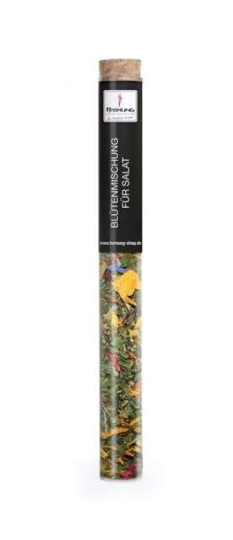 Hornung Blütenmischung für den Salat Gewürzröllchen 7g - vegan